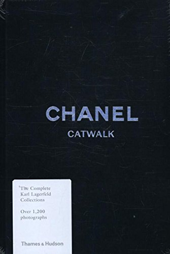 libro-colecciones-moda-catwalk-chanel-karl-lagerfeld