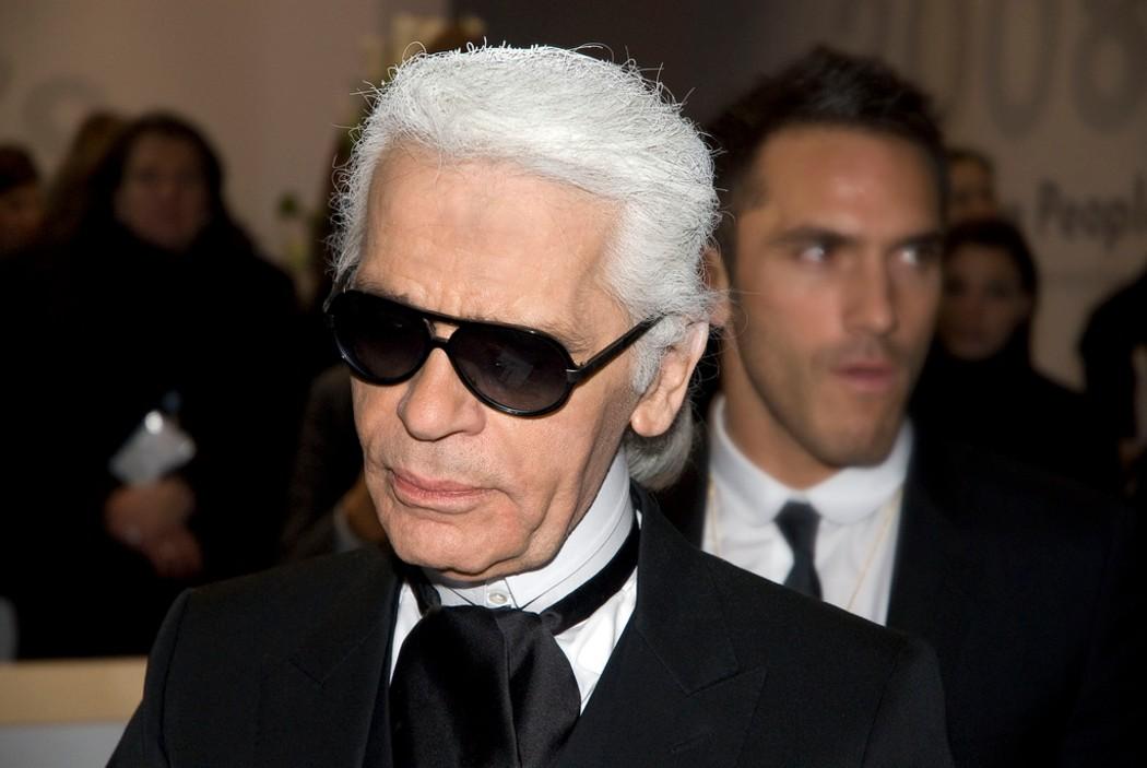 5 libros sobre Karl Lagerfeld
