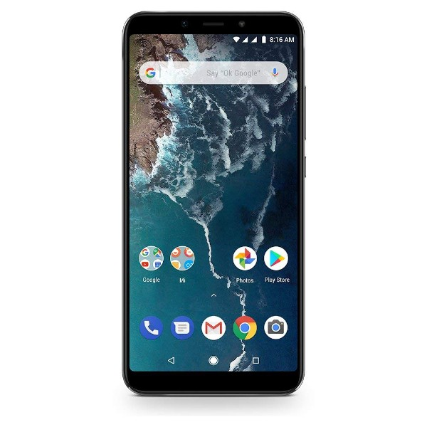 Móvil Xiaomi MI A2 de Amazon