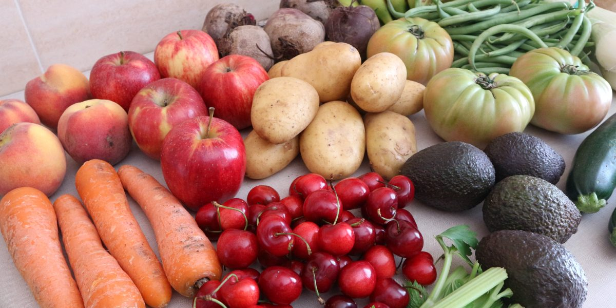 Freshvana: Fruta y verdura ecológica del campo a tu casa