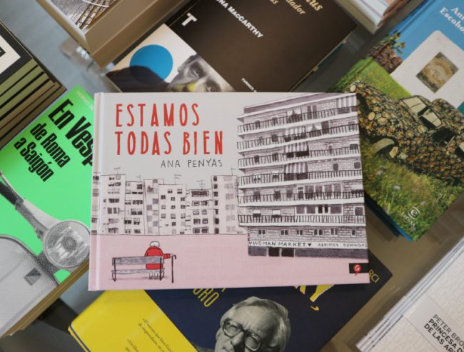 libro-lecturas-de-verano-2019-estamos-todas-bien-ana-penyas-libreria-pynchon-co-be-trendy-my-friend