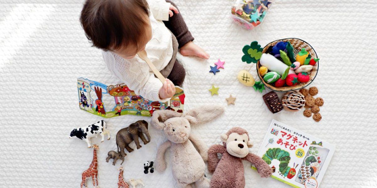 Juegos diy para criar niños felices