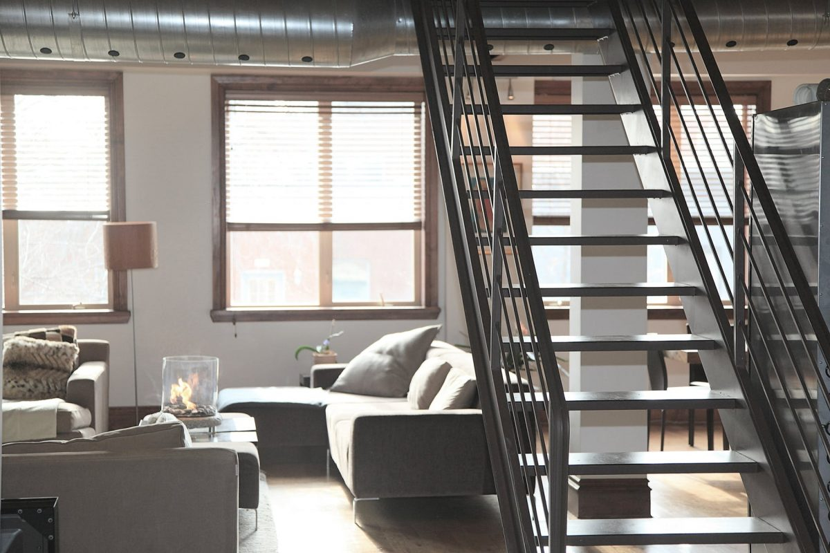 escaleras de interior loft duplex be trendy my friend decopost