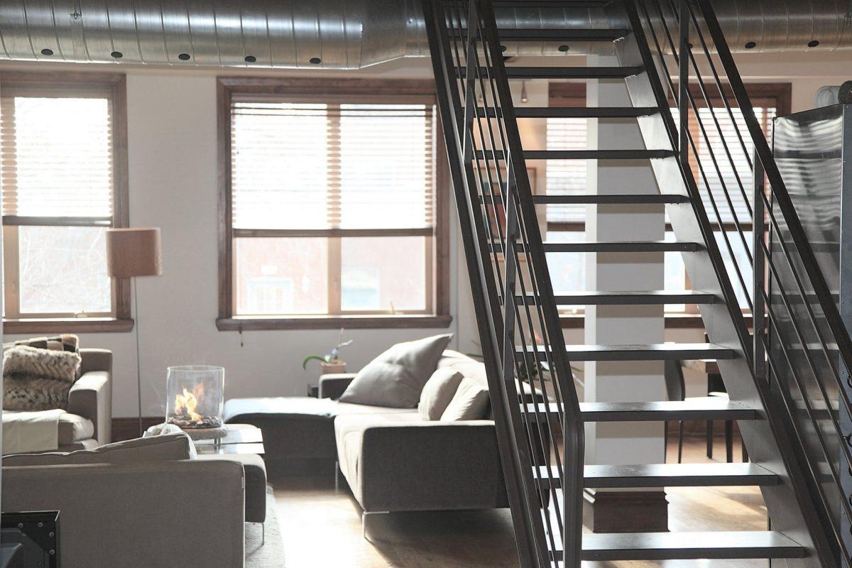 escaleras de interior loft duplex be trendy my friend decopost